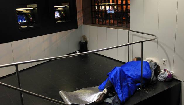 ¿Y si diésemos una vivienda gratis a las personas sin hogar?