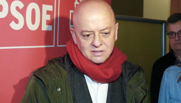 El diputado socialista por Guipúzcoa, Odón Elorza.