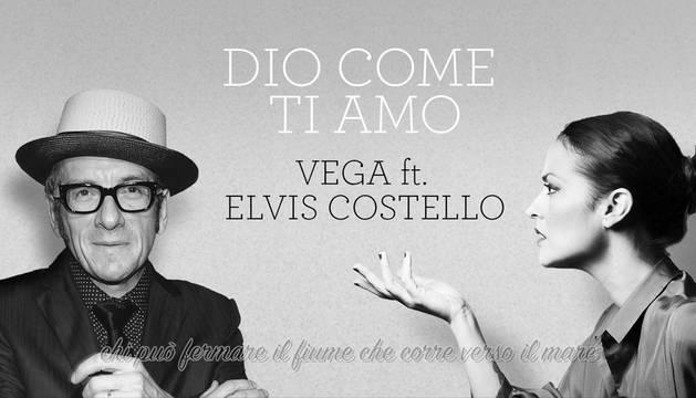 Vega presenta un dúo con Elvis Costello como avance de su disco en italiano