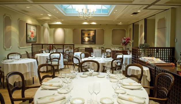 El restaurante Alhambra de Pamplona