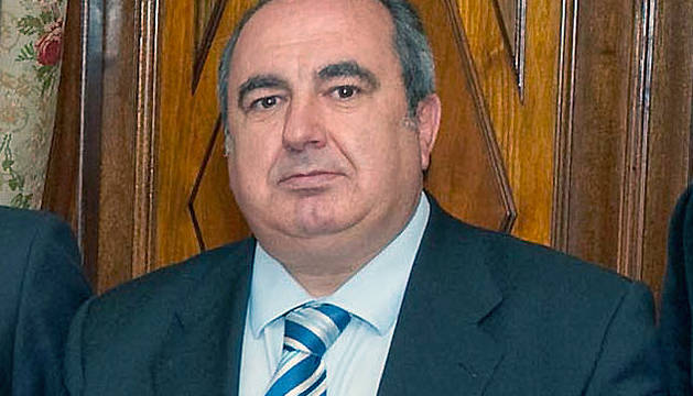 Ignacio Idoate, del restaurante Alhambra.
