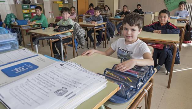 Integración y buena convivencia en el colegio Virgen de Nievas (Sesma)