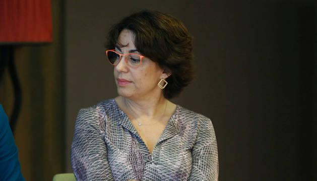 La magistrada Margarita Pérez Salazar.