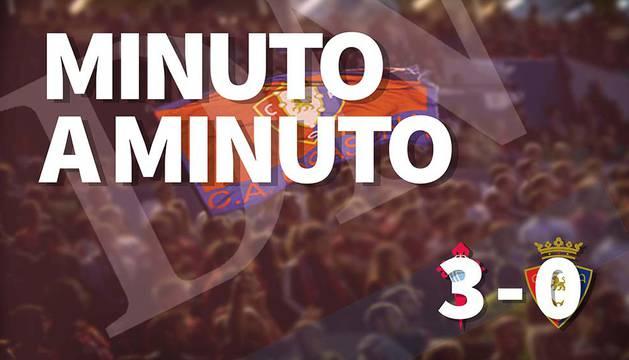 Narración en directo minuto a minuto del partido disputado en Balaídos entre el Celta y Osasuna.