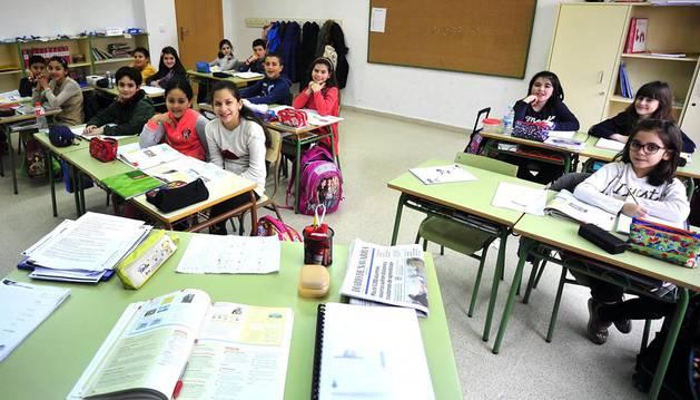 Especial atención a las emociones en el colegio Elías Terés (Funes)