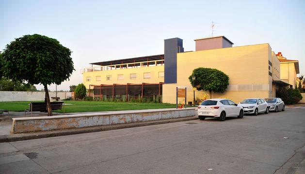 Residencia de Marcilla.