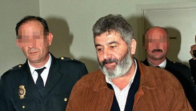 Laureano Oubiña obtiene la libertad condicional