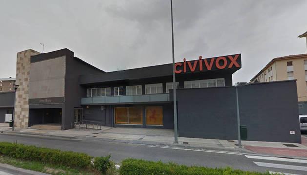 Civivox Jus la Rocha.