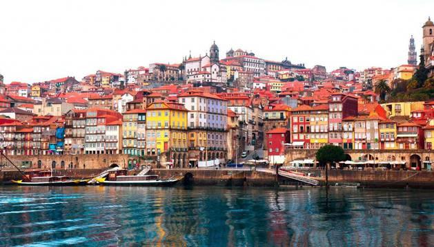 Imagen de archivo de Oporto.
