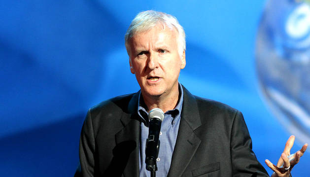 El director de cine James Cameron.