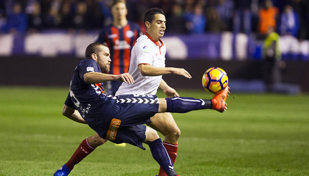Katai frena la persecución del Sevilla (1-1)