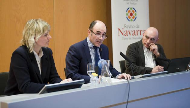 El vicepresidente Ayerdi ha clausurado la jornada sobre el Plan Estratégico de Turismo.