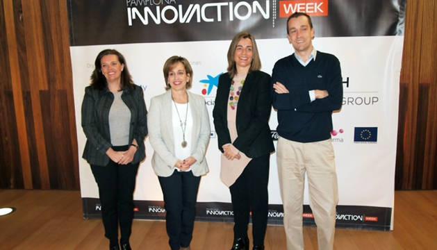 Presentación de la Innovaction Week 2017.