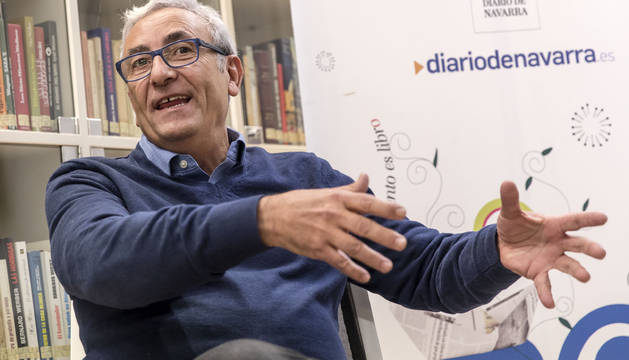 José Sanclemente presentó Ilusionarium en Pamplona