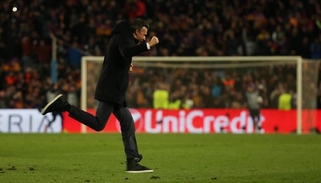 El Barça entra en el Olimpo europeo con una remontada histórica (6-1)