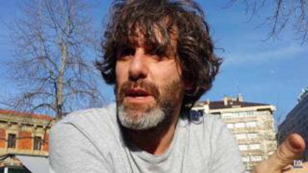 David Arratibel habla de su película 'Converso'