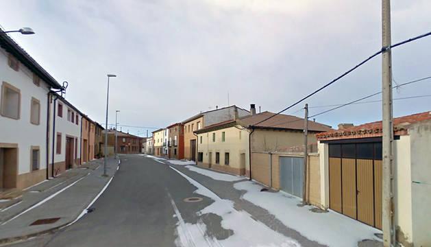 Vista de la localidad soriana de Noviercas.