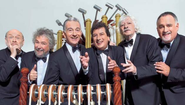 Les Luthiers regresan a Baluarte.