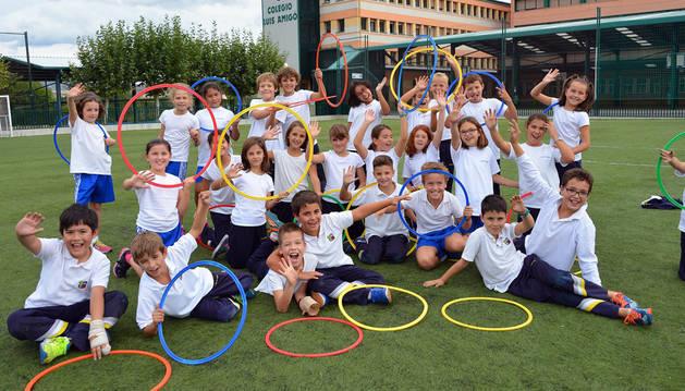 Colegio Luis Amigó: solidaridad, trabajo y búsqueda de la felicidad de su alumnado