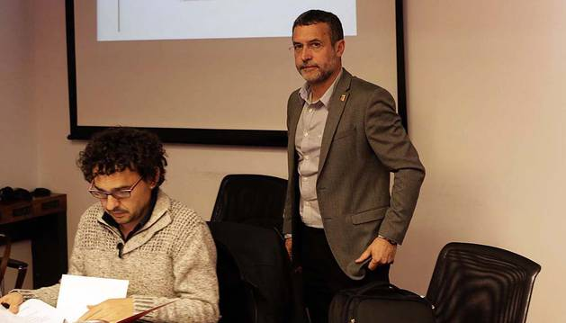 Laparra, sobre la dependencia en Navarra: