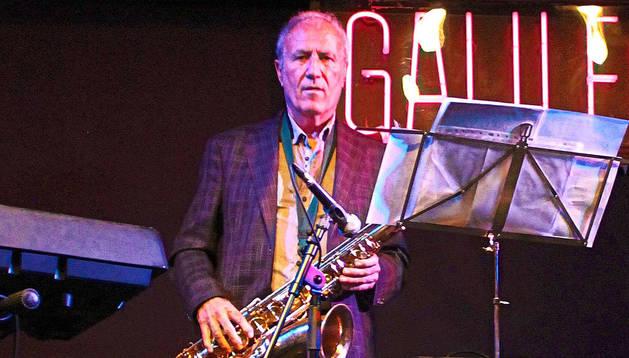 Juan Muro, un músico de Azagra de talla mundial