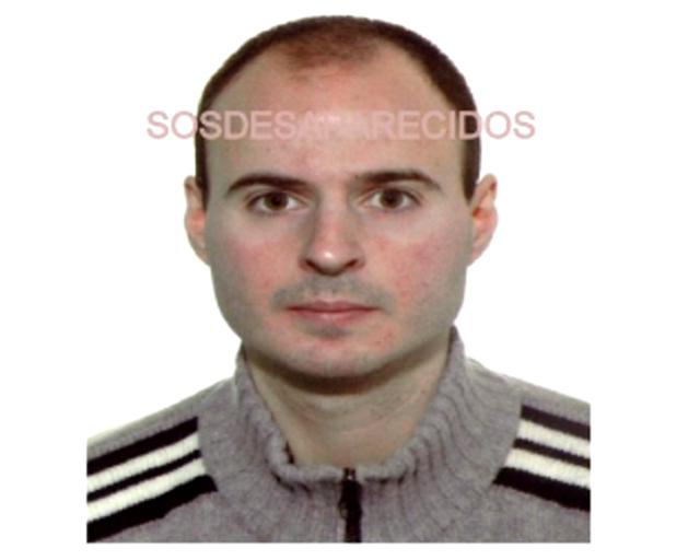 El desaparecido, Javier Sanz de Acedo Ruiz.