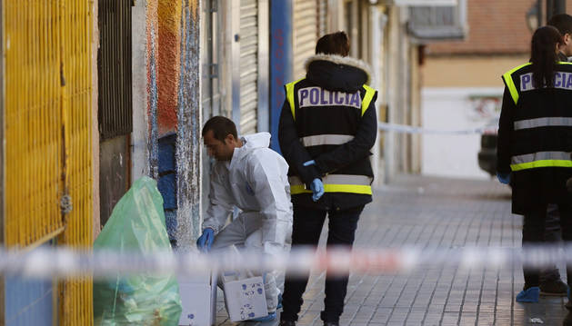 Mueren dos personas por disparos en un pub de Alcorcón