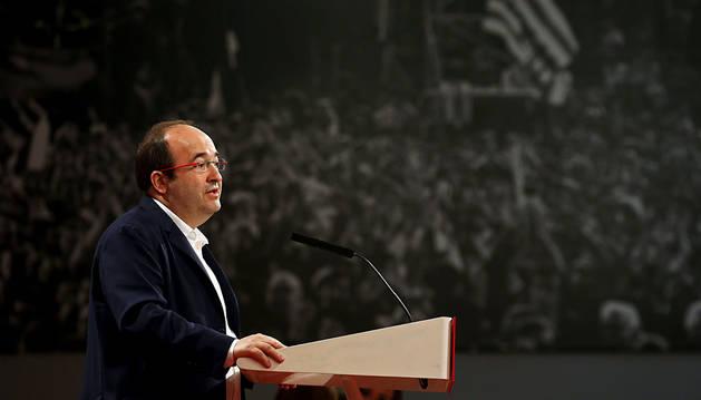 El PSC pedirá al PSOE que recurra el presupuesto del Govern si hay referéndum