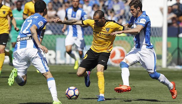 Leganés y Málag se reparten los puntos (0-0)