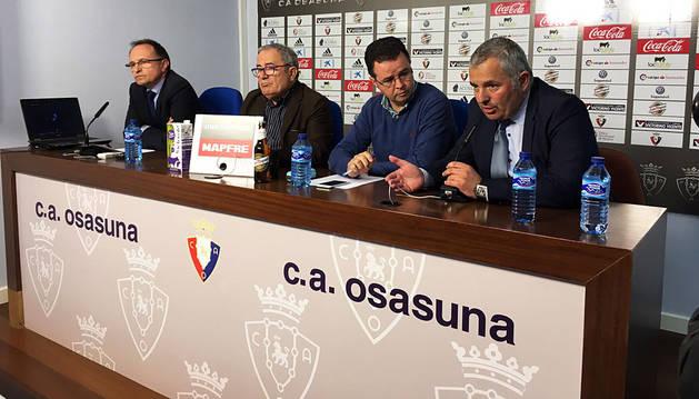 Osasuna niega haber pagado dinero a acreedores de Vasiljevic