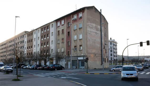 El edificio que se planea demoler
