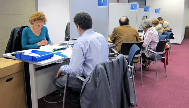 Oficinas del Gobierno de Navarra