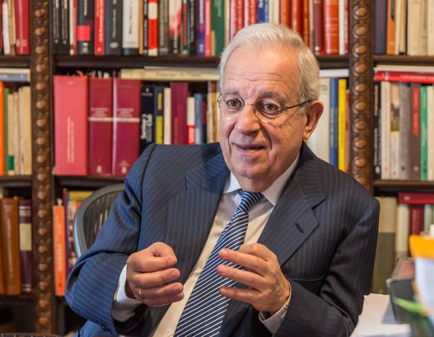 Jaime Ignacio del Burgo.