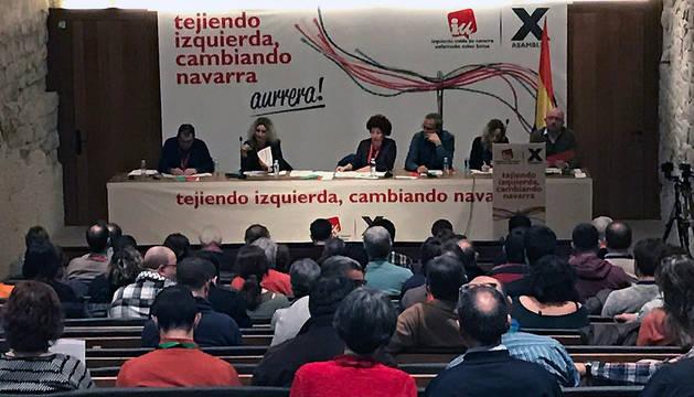 X Asamblea de Izquierda Unida de Navarra.