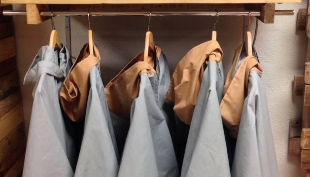 Foto de algunas de las prendas de Tdotex.
