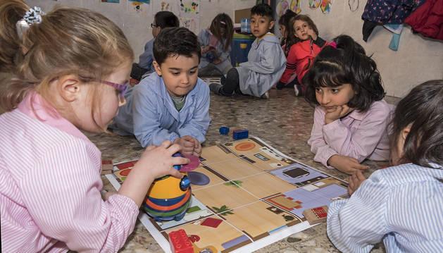 Colegio Santa Ana (Estella), una escuela solidaria, cercana y empática