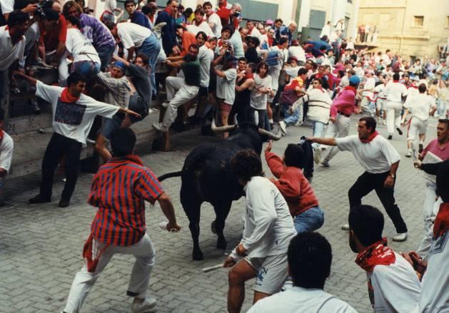 Momento en el que Barragán sale de la plaza de toros.