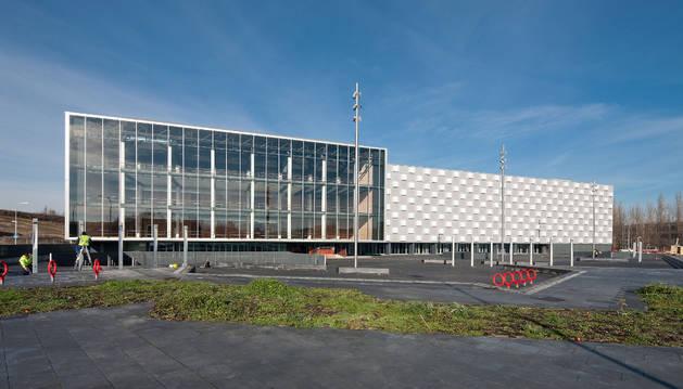 Imagen del exterior de Navarra Arena