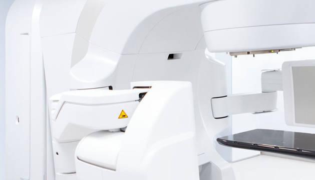 El moderno equipamiento de oncología