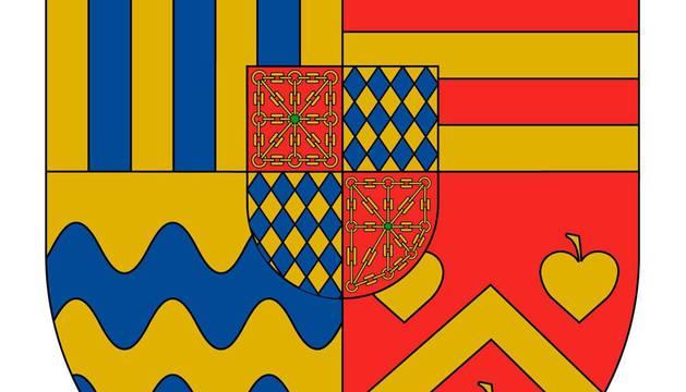 Escudo oficial de Orkoien.