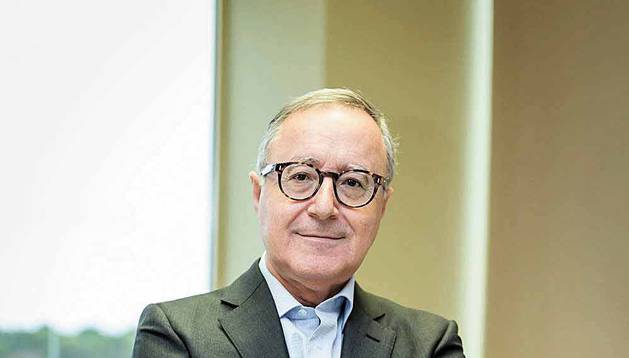 Juan Miguel Floristán Floristán, director general y fundador de Vega Mayor (Florette Ibérica).