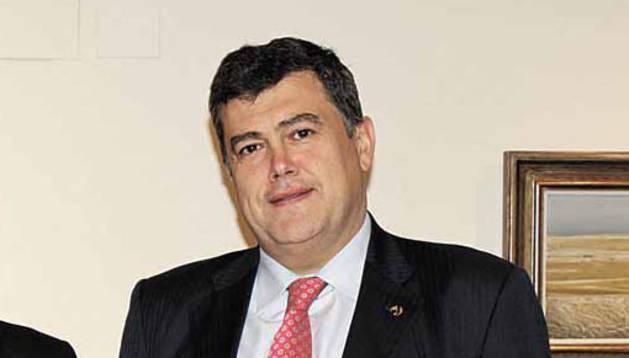 Félix Guinduláin Busto, vicepresidente y consejero delegado de Corporación Jofemar.