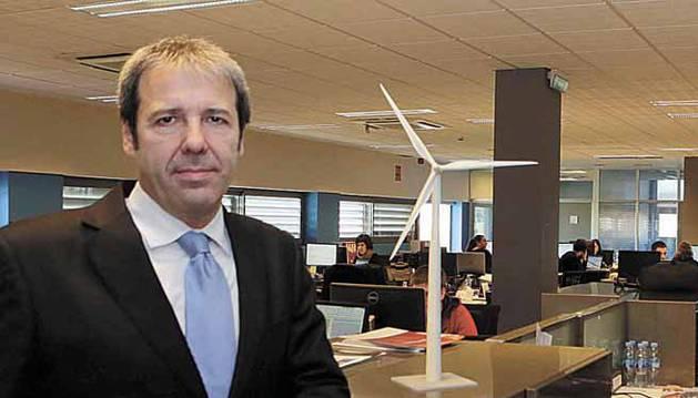 Javier Coloma Calahorra, consejero delegado de Ingeteam Power Technology.