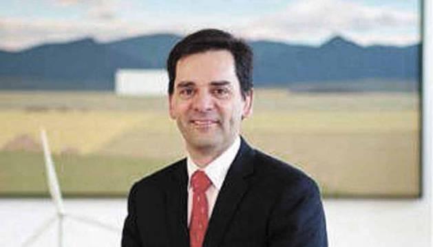 Jose Luis Blanco Diéguez, consejero delegado de Nordex.