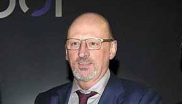 Ignacio Razkin Arregui, director general de Koxka.