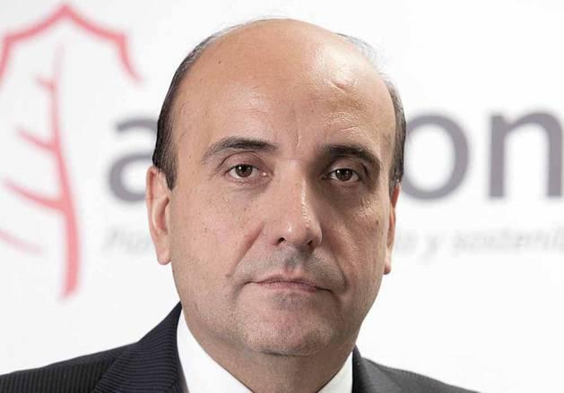 Rafael Mateo Alcalá, consejero delegado de Acciona Energía.