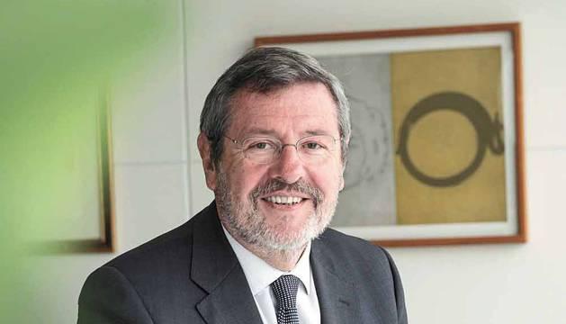 José Longás Pellicena, consejero delegado del grupo alemán BSH Electrodomésticos en España.