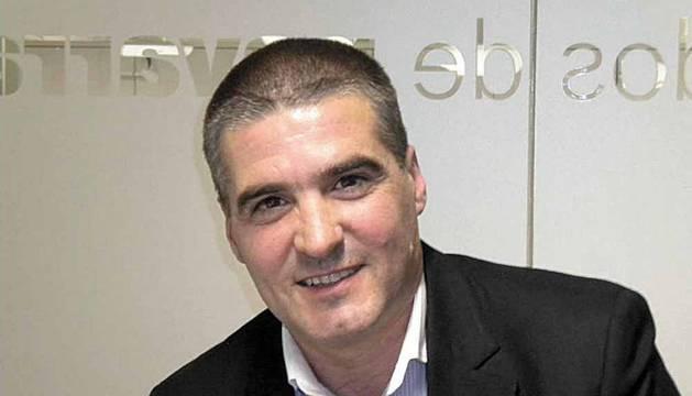 Benito Jiménez Cambra, presidente y fundador de Congelados Navarra.