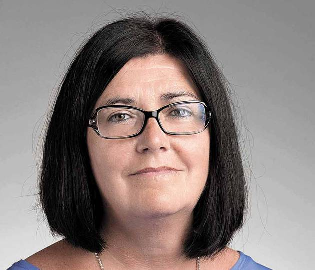 Pilar Irigoien Ostiza, directora gerente de Sodena.