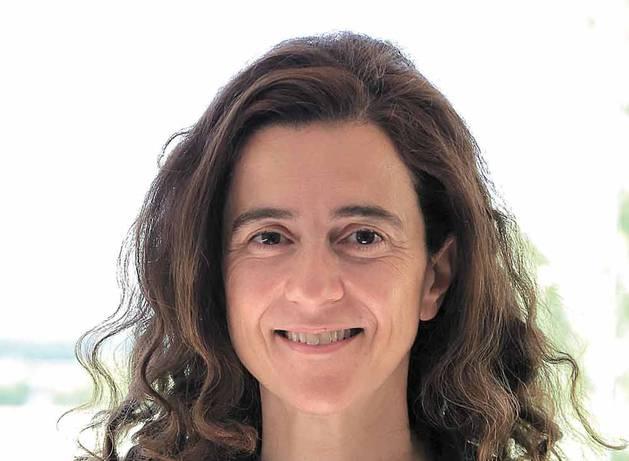 Ana Ursúa Lasheras, directora general de la Asociación de la Industria de Navarra (AIN).